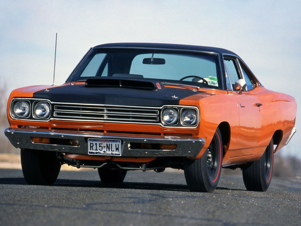 Plymouth Roadrunner for sale: years from 1968 to 1971