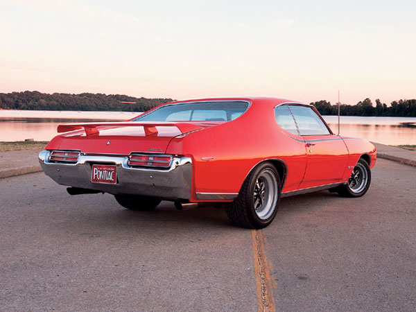 Pontiac GTO 1969 Carousel Red